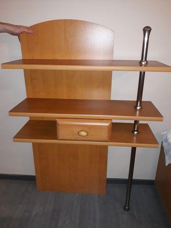 Półki System BRW Regał wiszący stojący szuflada biurko szafka TV