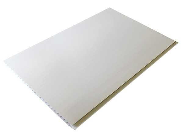 Пластиковая панель белая, Вагонка ПВХ, Панель на стену и потолок