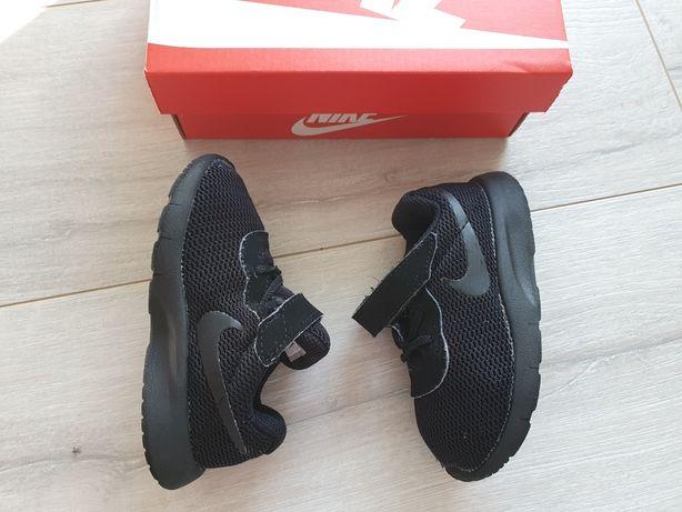 Buty sportowe dziecięce Nike czarne 23,5