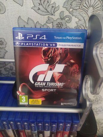 Gran Turismo Sport(GT)  на PlayStation 4 (PS 4)