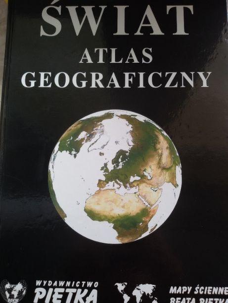Atlas geograficzny Świat