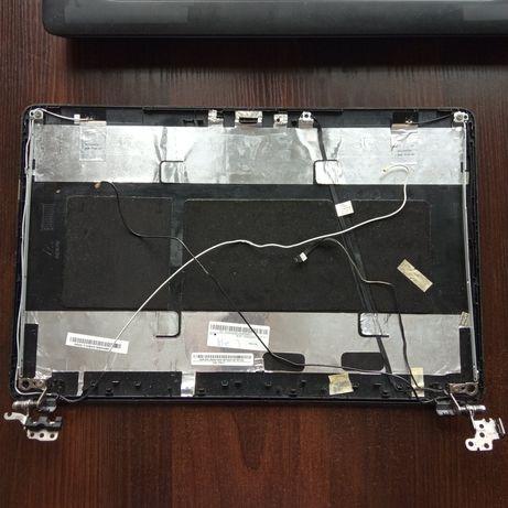 Packard-Bell Easynote TS11-SB klapa matrycy, zawiasy, obudowa górna