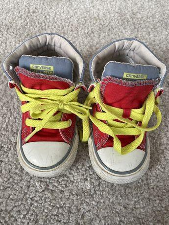 Trampki Converse rozm 23, 14 cm