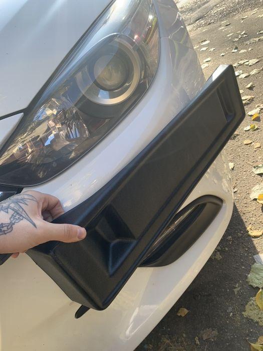 Подиум на номер авто для лансера Запорожье - изображение 1