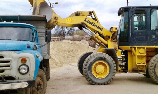 Цемент, песок, щебень кварцит гранит отсев шлак граншлак