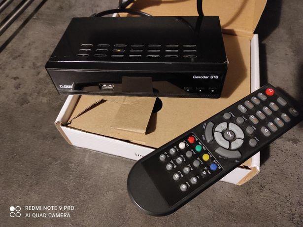 Sprzedam Dekoder STB DVBT Cyfrowa Telewizja Naziemna SkyMaster