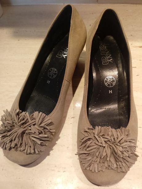 Pantofle skóra Jenny by ARA 37.5