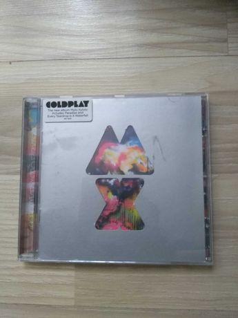 Coldplay płyta CD Mylo Xyloto 2011