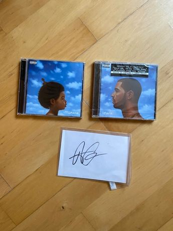 Drake Nothing Was The Same autograf