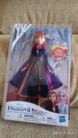 Boneca Frozen para menina