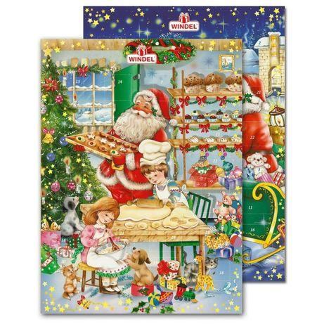 Адвент календари Windel Германия Only и др. Вкусный шоколад!