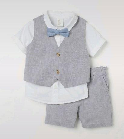 Elegancki komplet, garnitur H&M