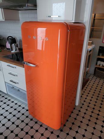 Smeg a necessitar de algum restauro frigorifico vintage