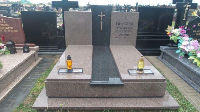 NAGROBKI Pomniki Grobowce