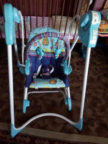 Huśtawka z krzesełkiem