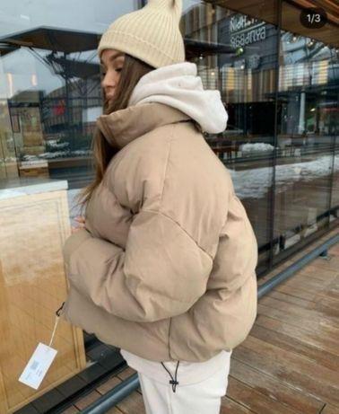 • Модная Куртка - пуховик • Живые фото!