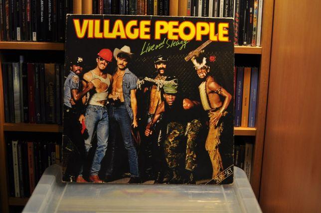 Village People - Live and Sleazy 2LP w tym utwór YMCA