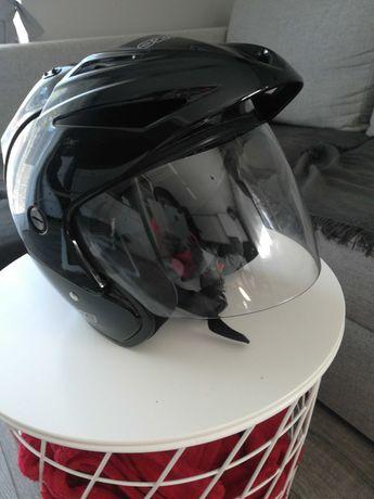 Kask motocyklowy ozone XS