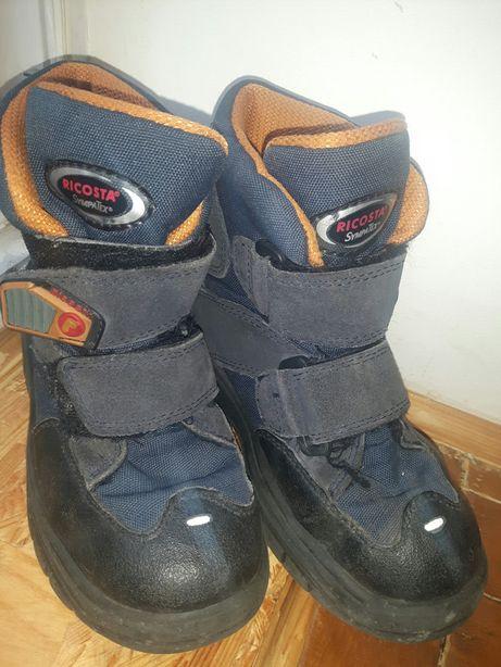 Ботинки зимние Ricosta / термоботинки