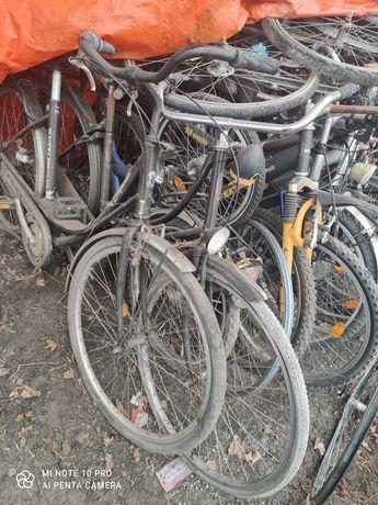Pakiet rowerów z NIEMIEC 50szt.