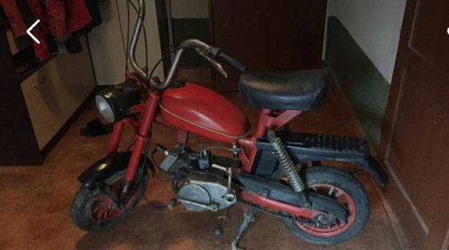 Motorynka romet 1984 rok