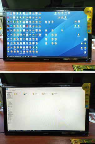 """Монитор 23"""" ASUS VS239HR, FullHD, IPS, без подставки, небольшой дефект"""