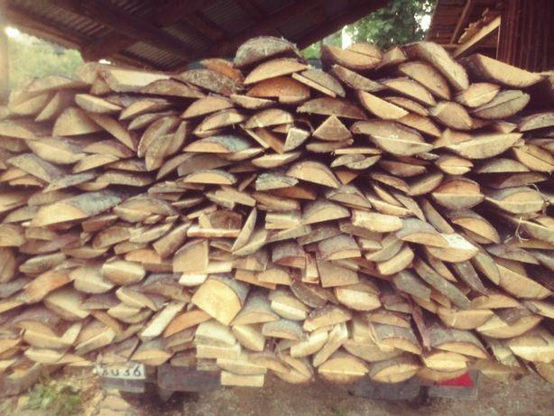 Drewno opałowe świerk