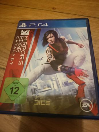 Mirror edge catalyst PS 4