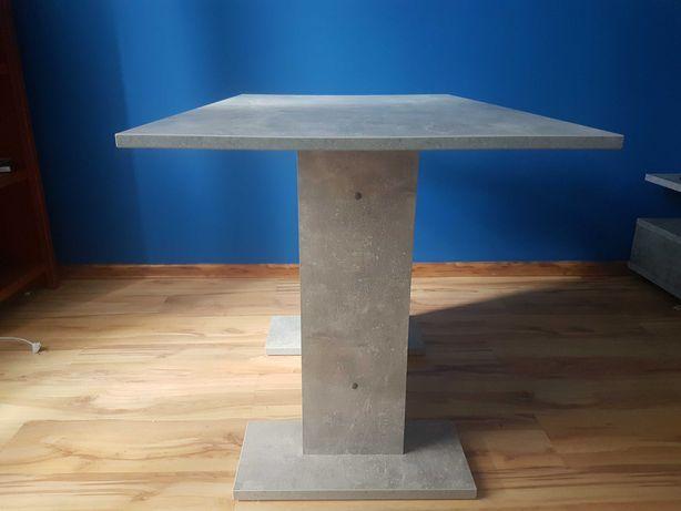 Nowoczesny stół.