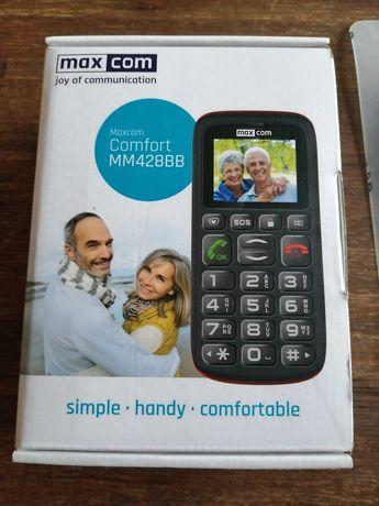 Telefon dla seniora max com