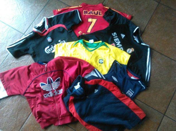 Sportowe Adidas na chłopca140