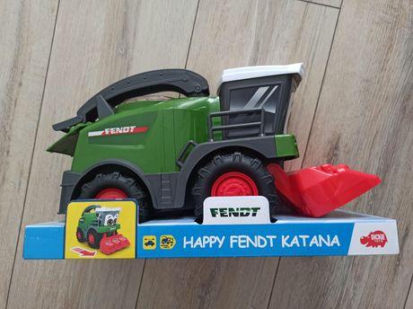 Kombajn Happy Fendt Katana Dickie Toys