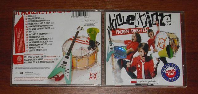 Killerpilze, Tokio Hotel