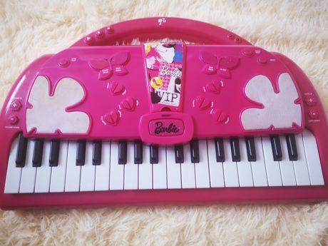 Órgão/piano da Barbie