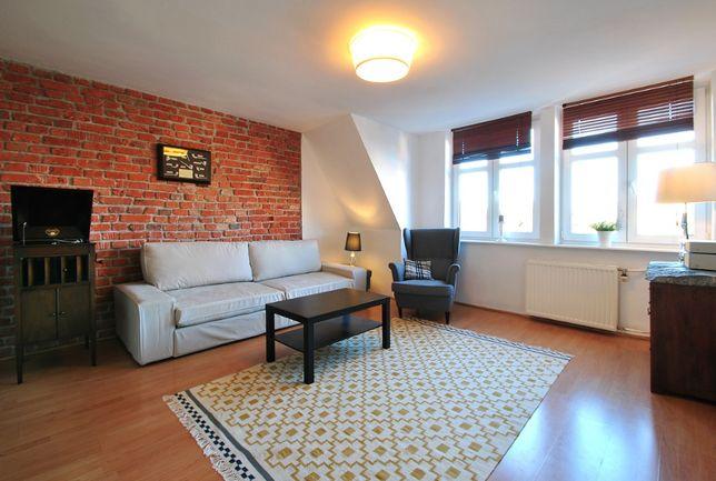 Apartament na doby-tanio-Gdańsk Serce Starówki!