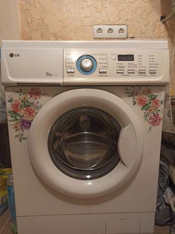 Продам пралку LG wd 10164n