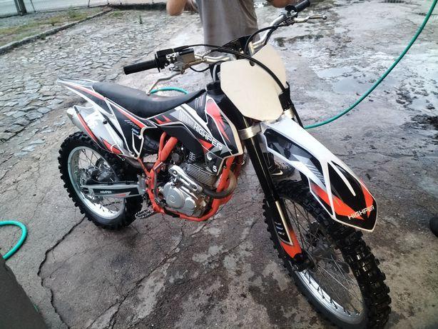 Pit bike Orion 150 t8  jante 18 e 21