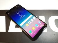 Sklep zadbany Samsung A6 32GB Black Balticgsm