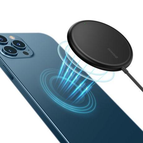 Bezprzewodowa Ładowarka indukcyjna magnetyczna MagSafe do iPhone 12