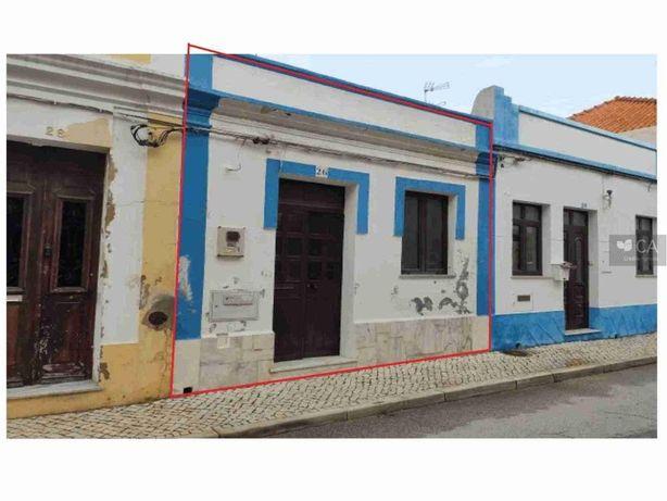 Casa Terrea no centro de Silves