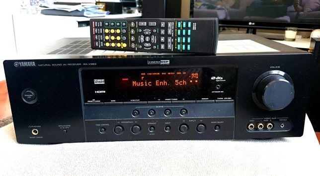 Amplificador AV Receiver YAMAHA RX-V363