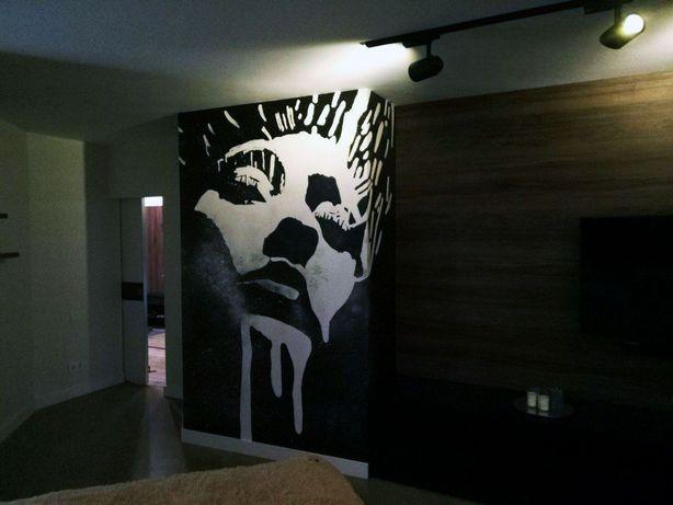 Художник по стенам. Роспись стен и потолков, живопись и барельефы
