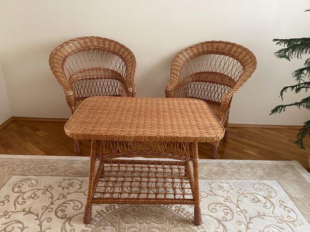 Мебель с лози