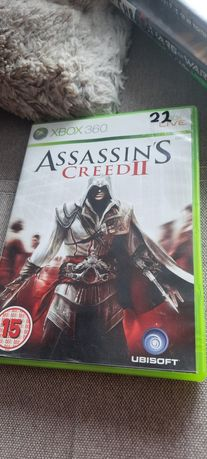 Gra Assassins Creed II xbox 360