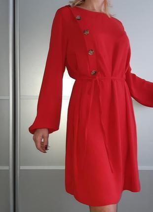 Платье миди шифон Papaya Англия