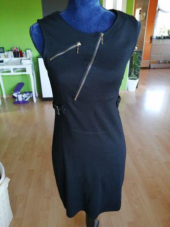 Sukienka czarna  roz 38