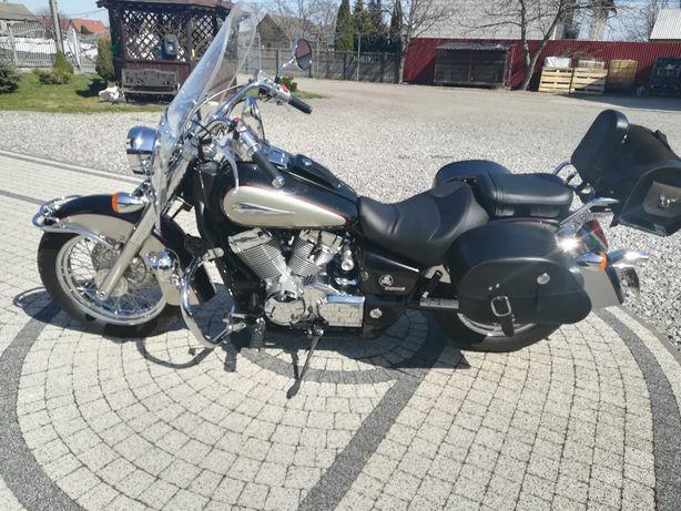 Motocykl Honda RC50 , pojemność 750
