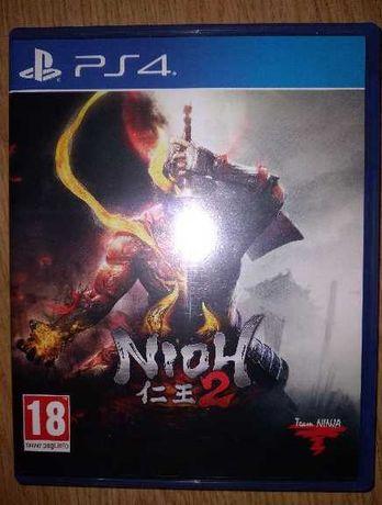 Nioh2 na ps4 z polskimi napisami
