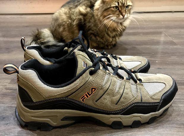 НОВЫЕ кроссовки Fila