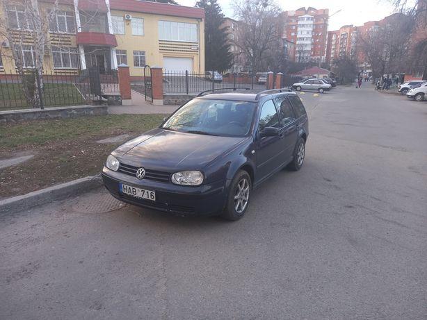 Volkswagen Golf 4. Гольф 4
